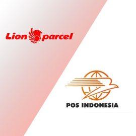 Kirim paket lewat Lion Parcel tapi kok diantar Pos Indonesia